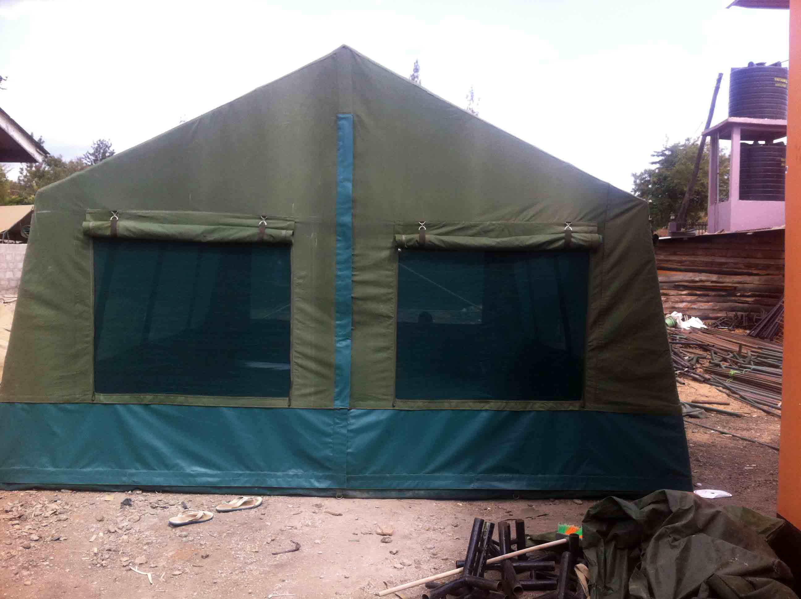 View Picture & Canvas and Tents - Seren Canvas Tanzania
